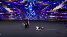 y2mate.com - Adorable Dog Performs Incredible Tricks With Trainer - America's Got Talent 2020_n-_VimUCWzU_1080p by Main minajatwahloawsharversel channel