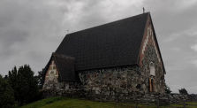 St. Olaf's Church, Tyrvää, Finland by Walk and cycling videos