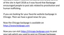 Backpage Chicago by bedpageclassified
