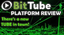 Bit.Tube Review - A Crypto Version of YouTube?  Hmm... by smaram