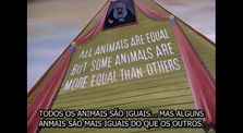 A Revolução dos Bichos (Animal Farm: A Fairy Story) - George Orwell - 1954 (HD - Legendado) by Red Pill